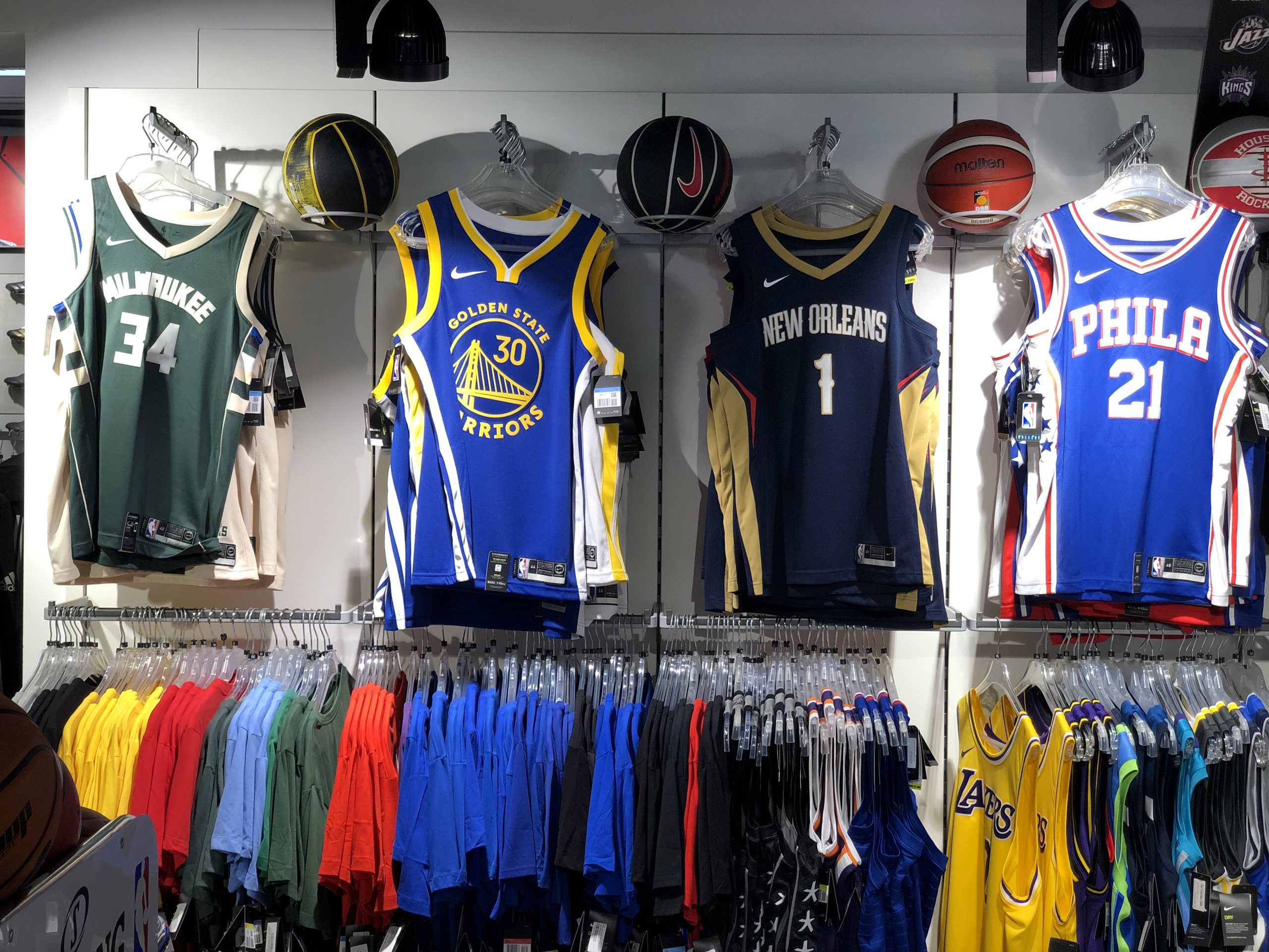 Basketballjerseys