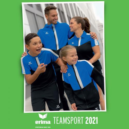 Mit Erima ins Jahr 21 - Der neue Teamsport-Katalog ist da!